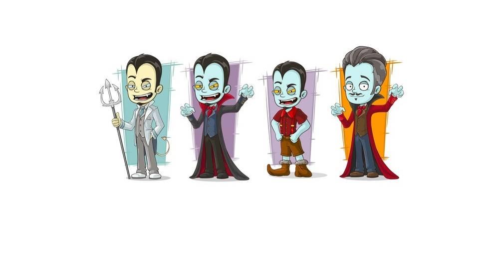 Slotovi u kojima vampiri predvode!