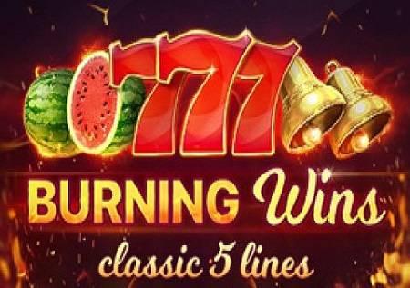 Burning Wins: Classic 5 Lines –  voćkice u igri!