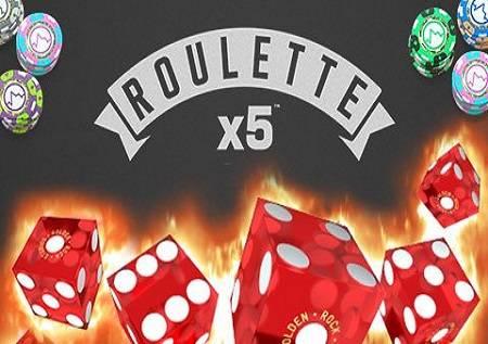 Roulette X5 – igra donosi moćne dobitke!