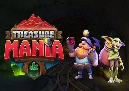 Treasure Mania – neobični simboli vas očekuju!