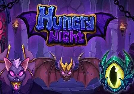 Hungry Night  – kazino igra sa horor simbolima!