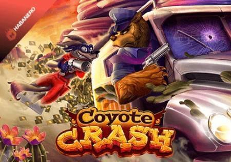 Coyote Crash – crtani u slotu!