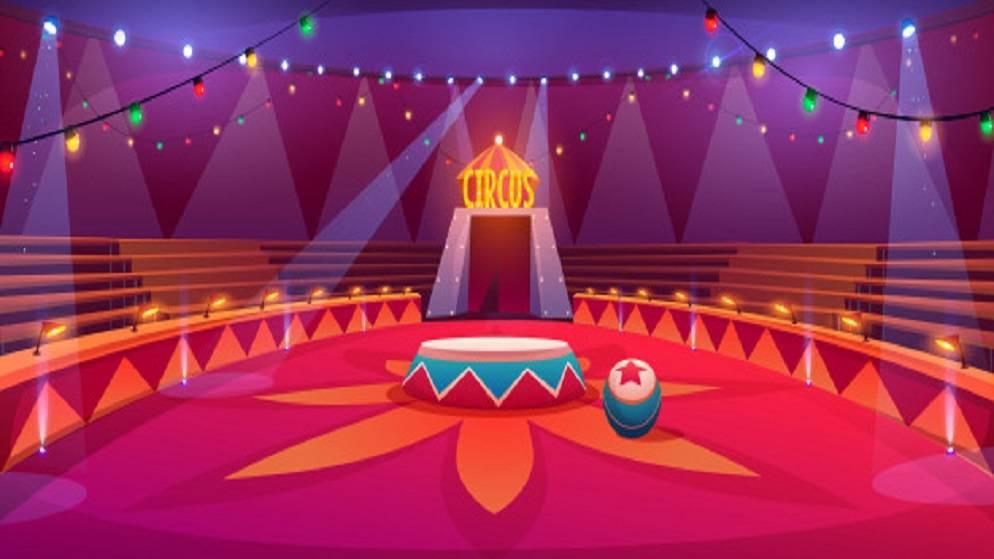Spremite se za cirkus kazino igre!