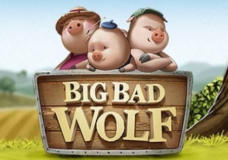 Big Bad Wolf – istražite kazino bonuse uz pomoć basne o tri praseta!