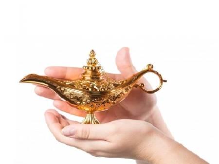 Zabavite se uz čarobnu lampu!