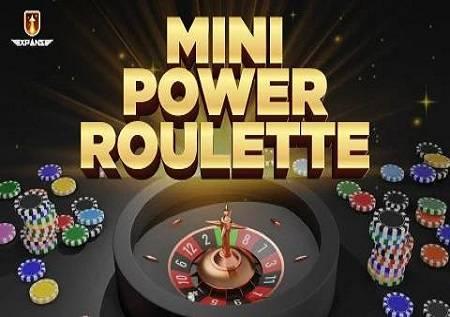 Mini Power Roulette – moćna igra donosi moćnu zabavu!