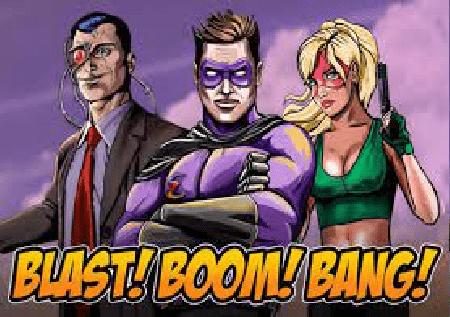 Blast Boom Bang  – akcioni video slot!