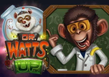Dr Watts Up – majmun u ulozi naučnika!