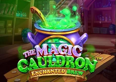 The Magic Cauldron Enchanted Brew – magičan dobitak!