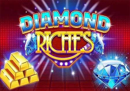 Diamond Riches – zabavite se u sjajnom slotu!
