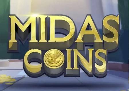 Midas Coins – grčka tematika u slotu!