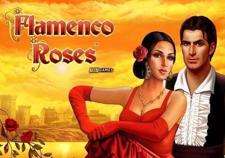 Flamenco Roses – španska online kazino igra!