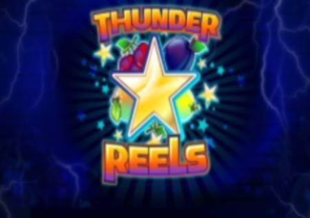 Thunder Reels – udar munje donosi duple dobitke!