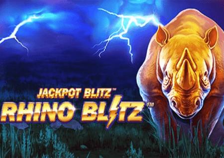 Jackpot Blitz Rhino Blitz – kazino zabava!