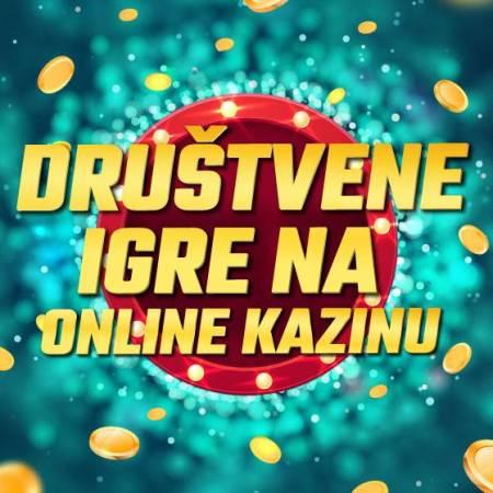 Društvene igre na online kazinu!