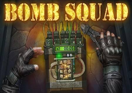 Bomb Squad  – bomba zabava u slotu!