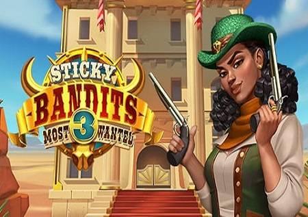 Sticky Bandits 3 Most Wanted – 5 sjajnih simbola!