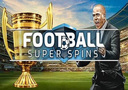 Football Super Spins – fudbalski slot!