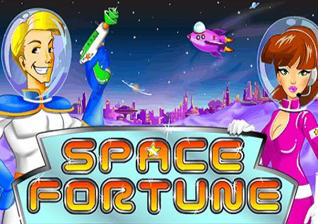 Space Fortune – zavirite u kosmos!