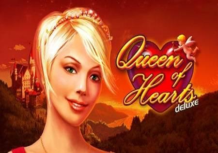 Queen of Hearts Deluxe – uživajte u avanturističkom slotu!