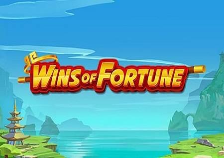 Wins of Fortune – upečatljiv slot!