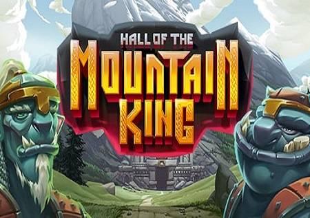 Hall of the Mountain King – slot!