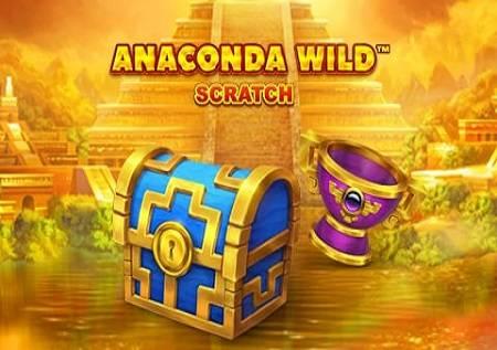 Anaconda Wild Scratch – otputujte u Egipat!
