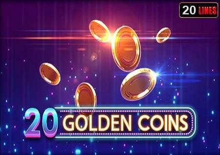 20 Golden Coins – slot sa futurističkom temom!
