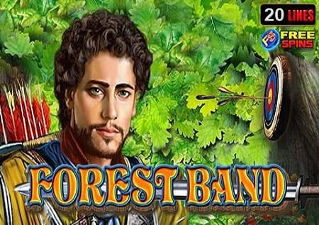 Forest Band – šervudska šuma bonusa!