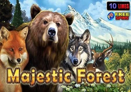 Majestic Forest – bonusi stižu iz šume!