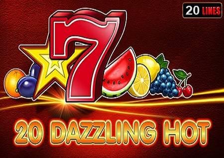 20 Dazzling Hot – voćna slot igra!