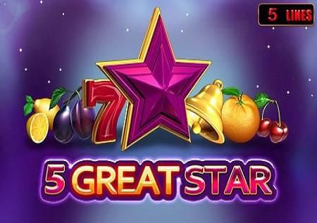 5 Great Star – osvojite zvijezdane dobitke!