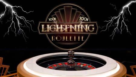 Popularna igra Lightning Roulette obezbjedila dobitak!