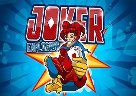 Joker Explosion – eksplozija džokera!