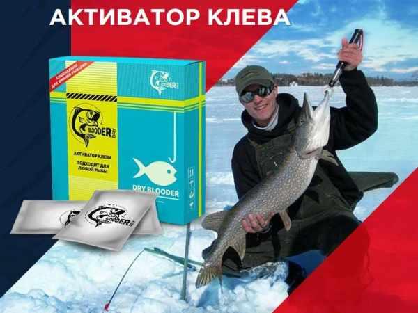 Сухая кровь для рыбалки купить