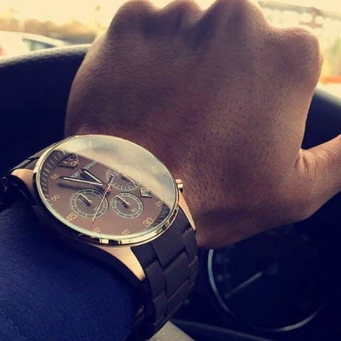Купить мужские часы Армани