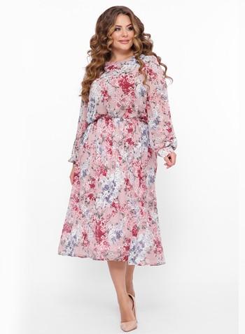 Осенние повседневные платья