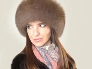 Купить шапку Боярку женскую