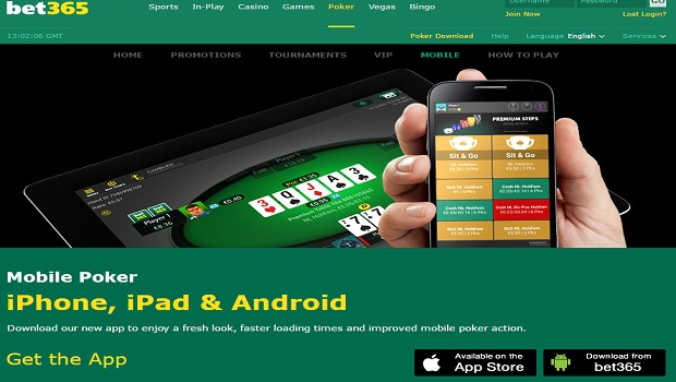 Bet365 casino mobile android