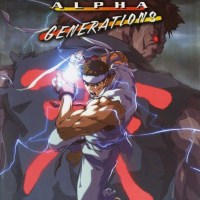 Película: Street Fighter Alpha Generations