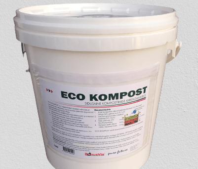 Eco Kompost 5 liitrit