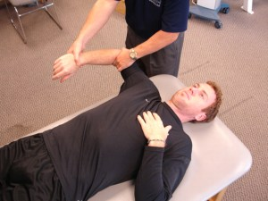 shoulder internal rotation