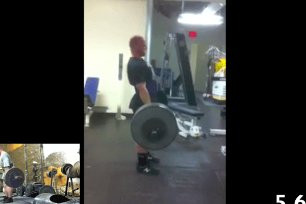 Deadlift Analysis The Good The Bad And The Ugly Tony Bonvechio