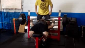 3 Strategies to Break Your Bench Press Plateau - TONY BONVECHIO