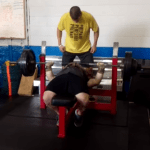 400 pound bench press