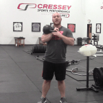 how to hold a kettlebell