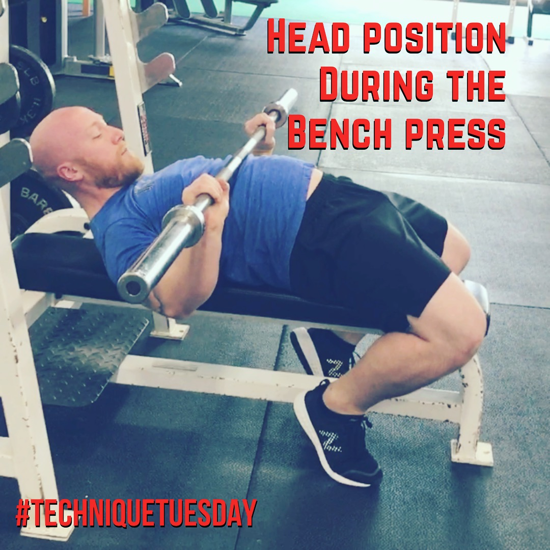 Technique Tuesday Scapular Position During Pressing