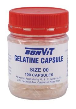 Gelatine 100 Capsules-00