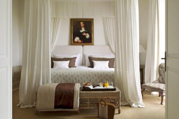 bedroom at Hotel Finca Cortesin
