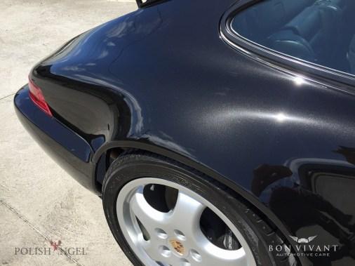Bon Vivant Paint Protection Coating | PolishAngel® | Porsche 964 911 Carrera 4
